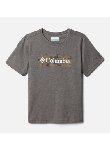 Columbia Tişört Gri